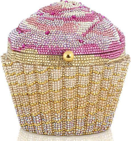 Judith Leiber Cupcake Clutch