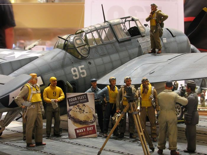 IPMS USA Nationals 2009 Part Two - Aircraft 2 by Tony Bell: Image