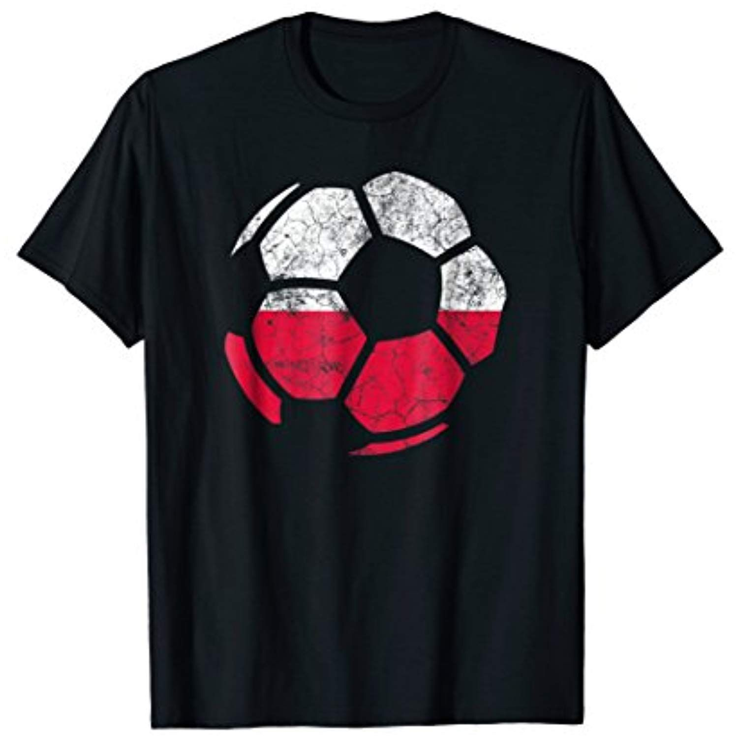 Poland Soccer Shirt Polish Football Flag Men Women Kids    Click image to  review more details. (This is an affiliate link) 11d800838e