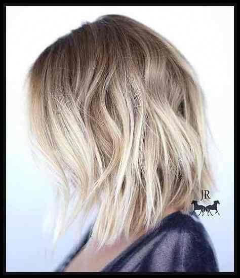 20 Coole Abgehackt Bob Frisuren 2017 Blonde Balayage