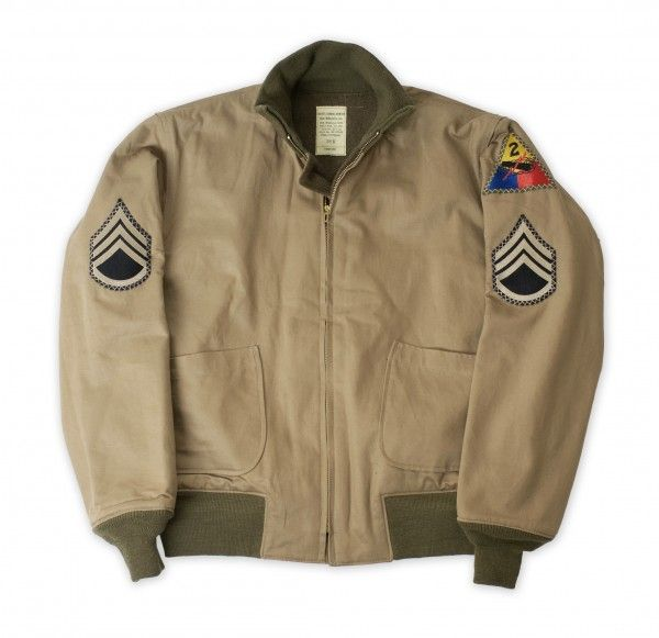 2nd Armored  WARDADDY  1st Patt Tanker   Style   Clothes, Jackets ... 0e2caecdd0a0
