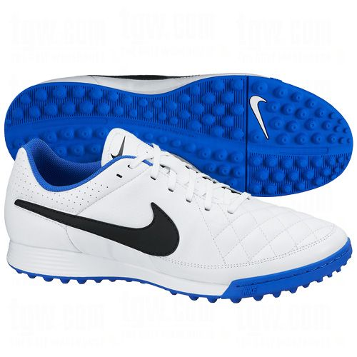 NIKE Mens Tiempo Genio Leather Turf Soccer Shoes #NIKE #Tiempo #Leather  #Turf