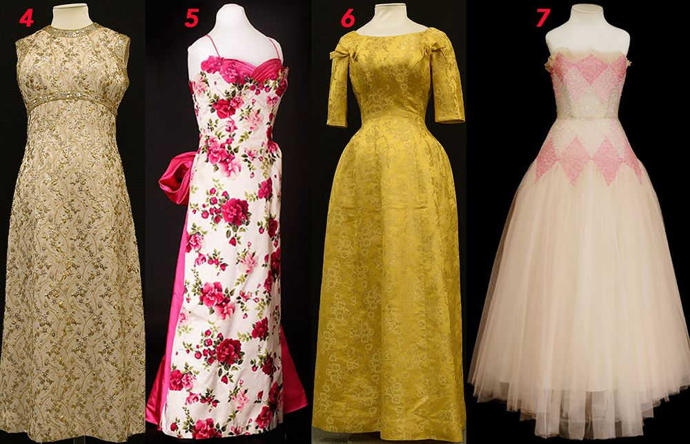 Inaugural ball gowns worn by PA\'s First Ladies. | Collections from ...