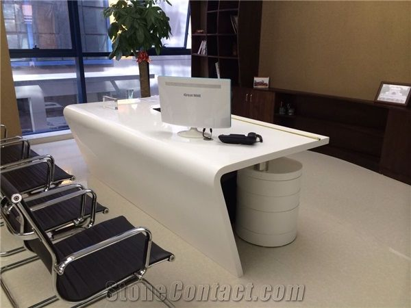Modern Corian Office Table Design Google Search Office Pinterest More