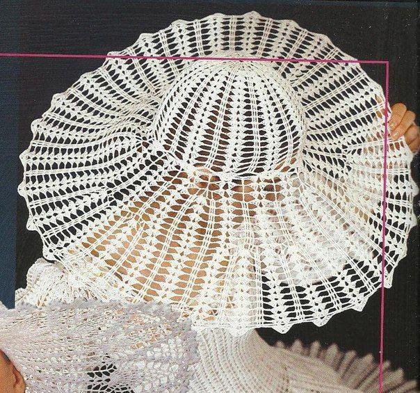 Delicadezas en crochet Gabriela: Deliciosa capelina en ganchillo ...