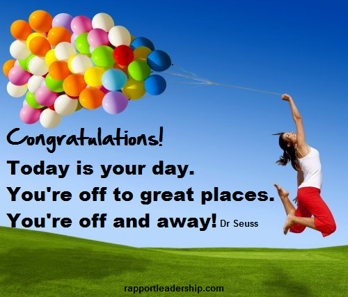 Dr Seuss Today Is Your Day Quote: Congratulations Quotes - Google Search