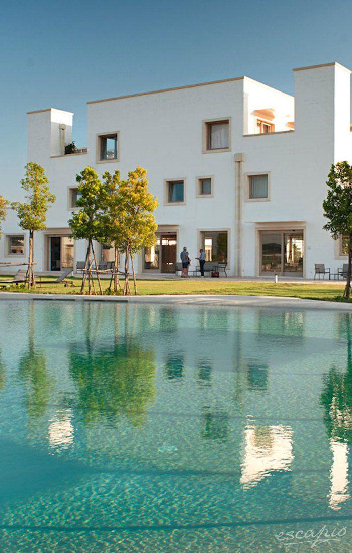 Apulien Hotel Furnirussi Tenuta Lecce Italien Italien La