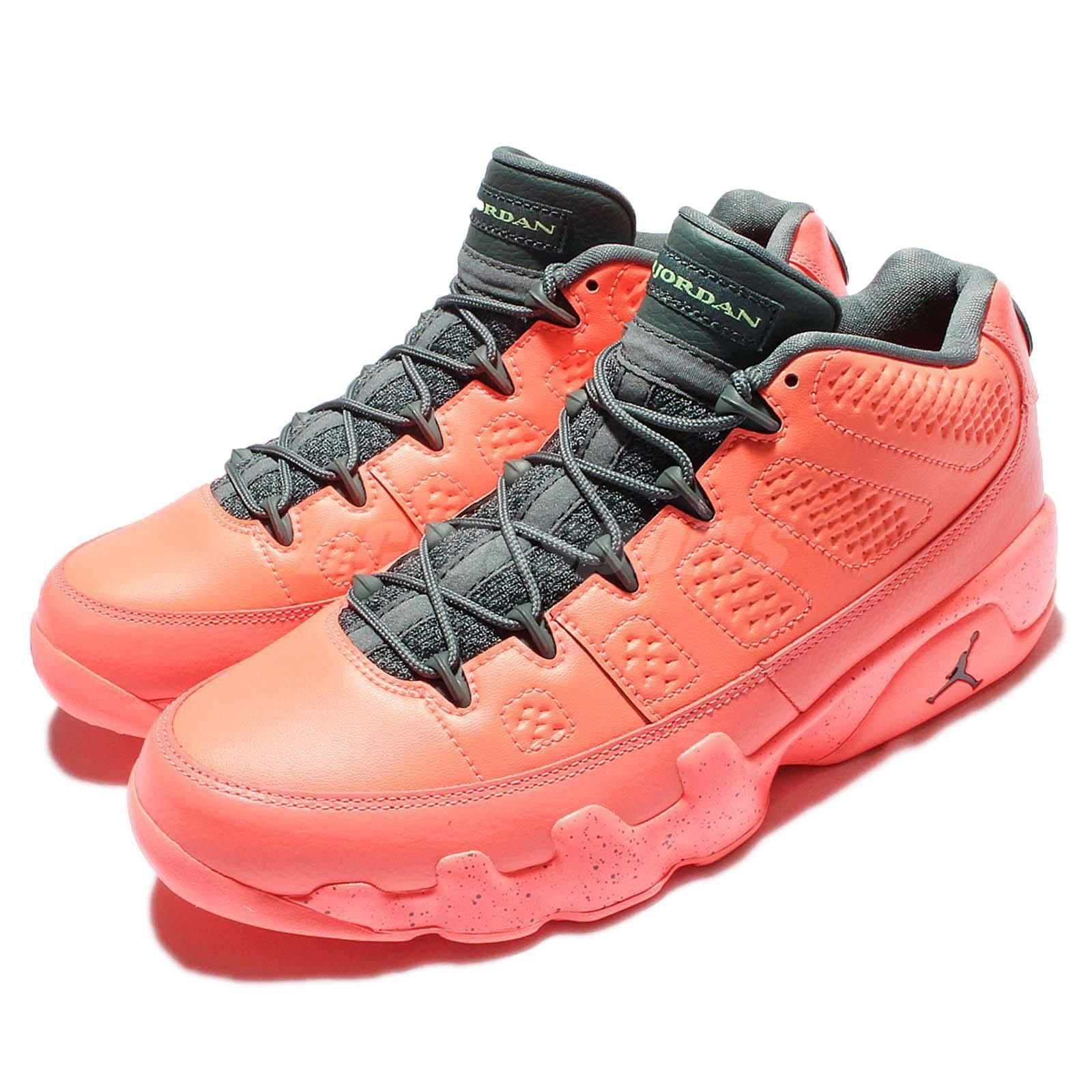 bf3f5d23ac68e7 Nike Air Jordan 9 Retro Low IX Bright Mango Mens 832822-805 AJ9 All Size 8  12
