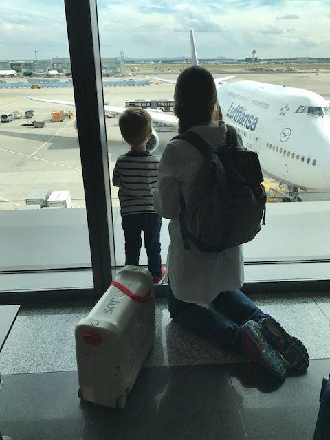 Flughafen, BedBox von JetKids Koffer für Kinder und