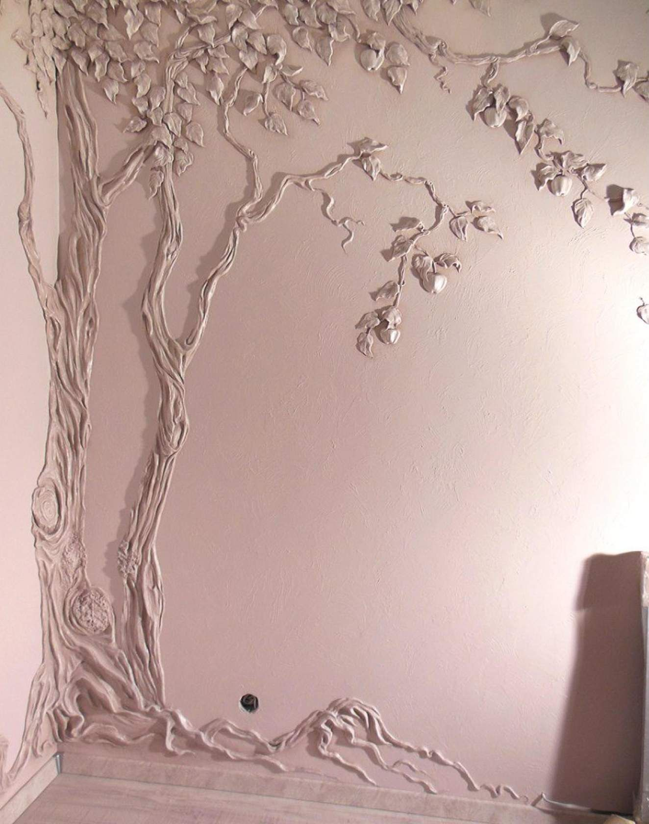 Pinterest Walls Plaster Art
