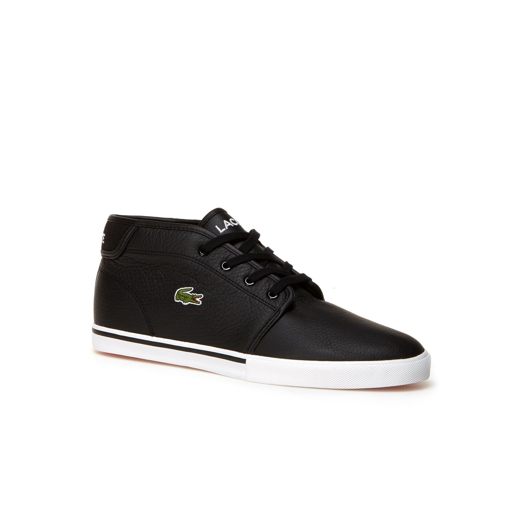 Ampthill Leather Mid Sneakers