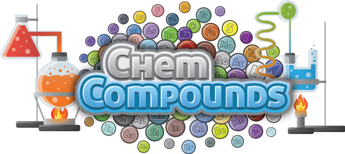 Free iOS App 11/11/13 -- Chemical Compounds  Drag elements