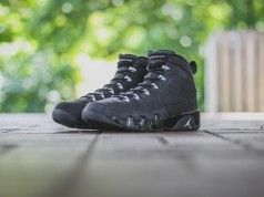 "Next Up Is The Air Jordan 9 ""Anthracite"""