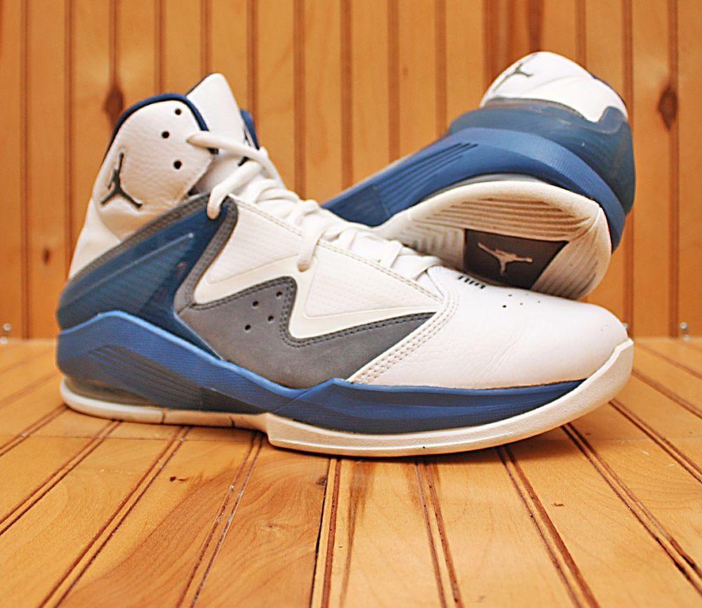 b9c2d0ea40c 2010 Nike Air Jordan Pure J Size 11 - White Blue Cool Grey - 414759 104 |  Clothing, Shoes & Accessories, Men's Shoes, Athletic | eBay!