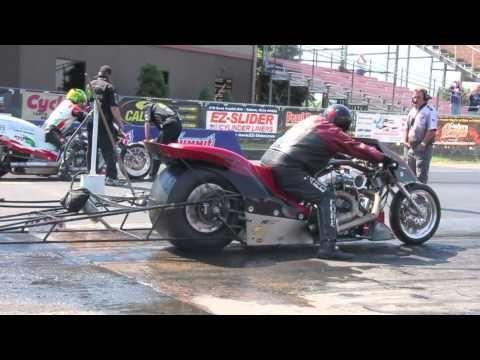 Top Fuel Drag Bikes Summit Motorsports Park Norwalk Oh Drag