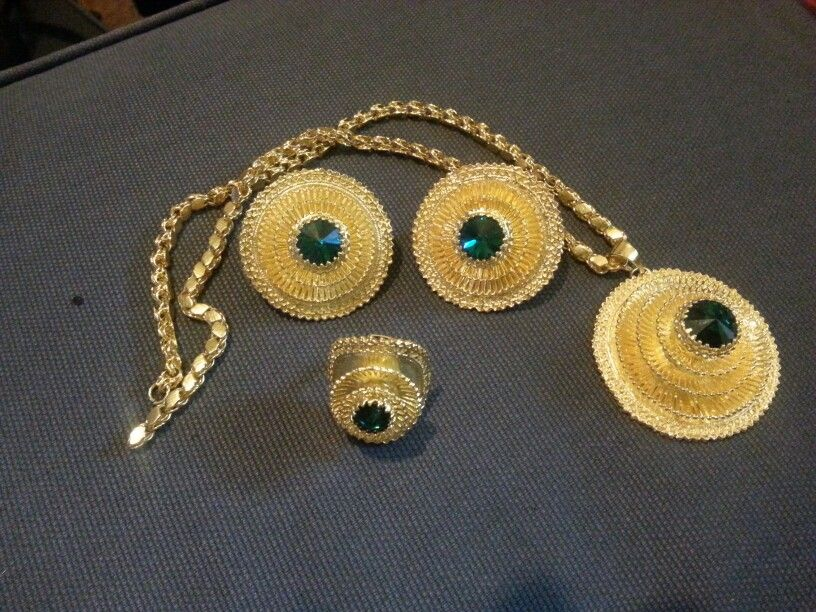 Eritrean Ethiopian traditional gold jewelry Eritrea