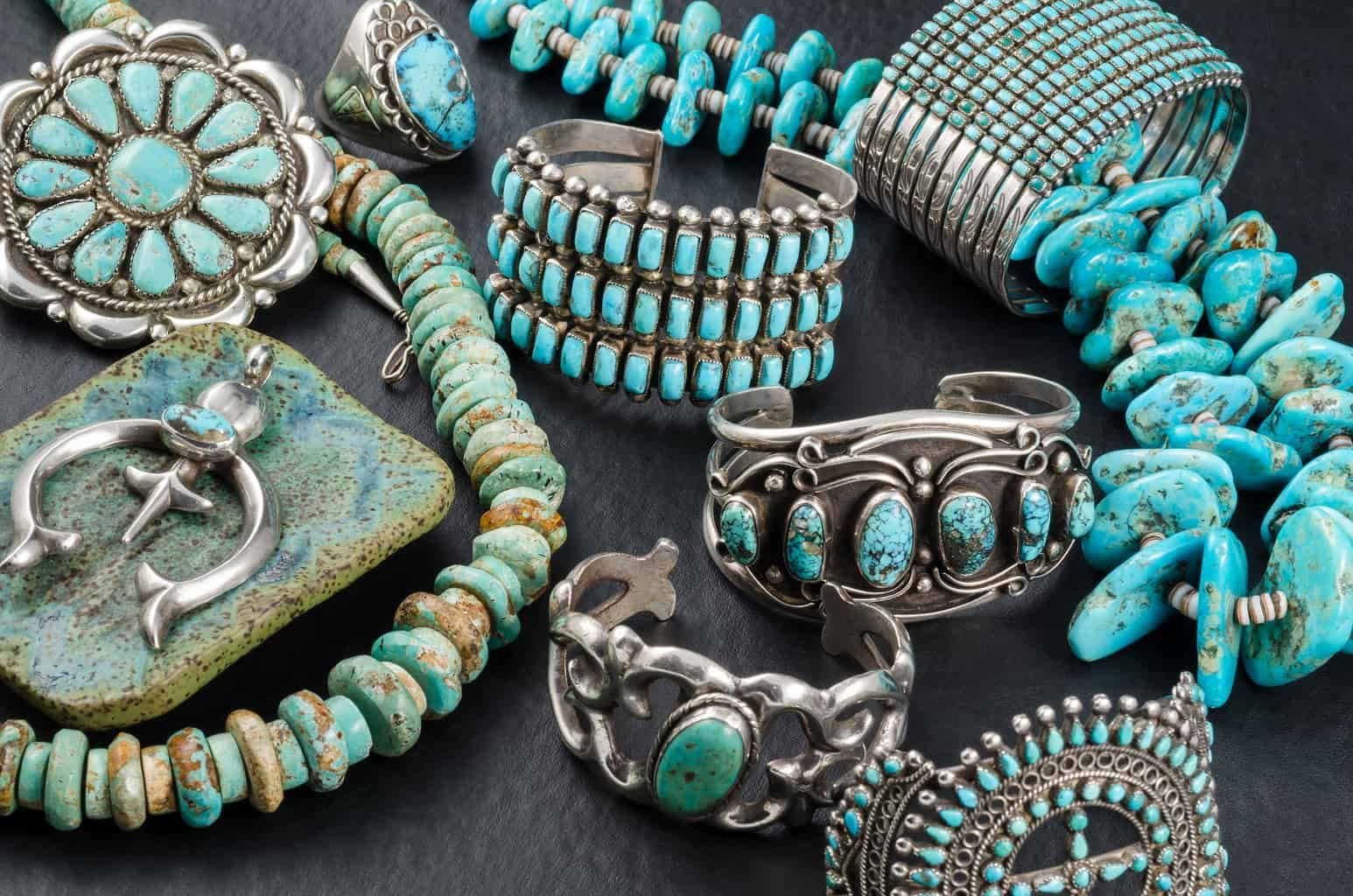 Photo of Native American Turquoise Jewelry Through History and Today