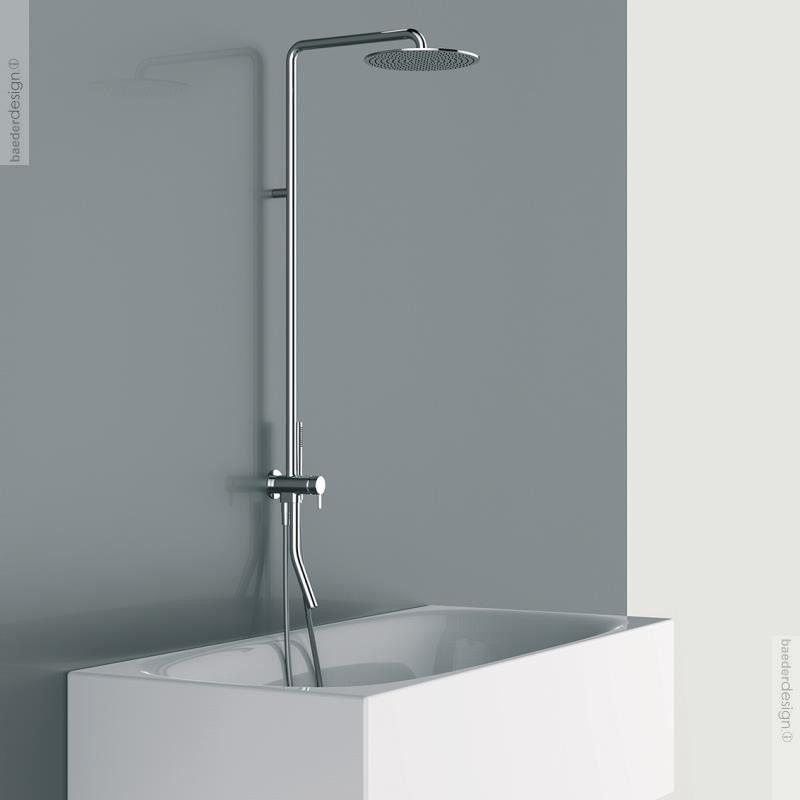 FANTINI Duschenarmatur Now 3Wege Duschsysteme, Dusche