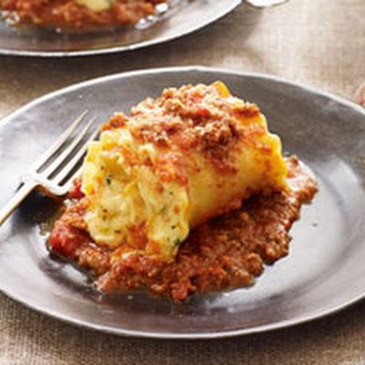 Creamy Lasagna Roll Ups Recipe Recipe Recipes Kraft Recipes Food