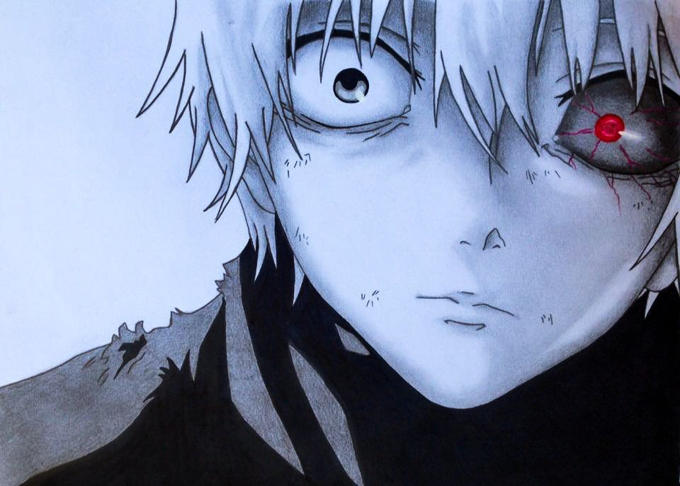 Kaneki Ghoul.. by Xx-Sado-xX on DeviantArt