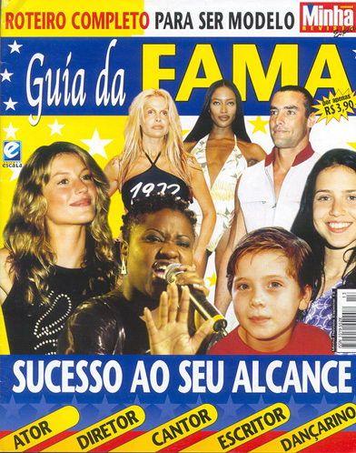 Minha Revista - Abril 2001