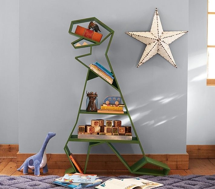 Dino Shelf New At Pottery Barn Kids Totally Digging
