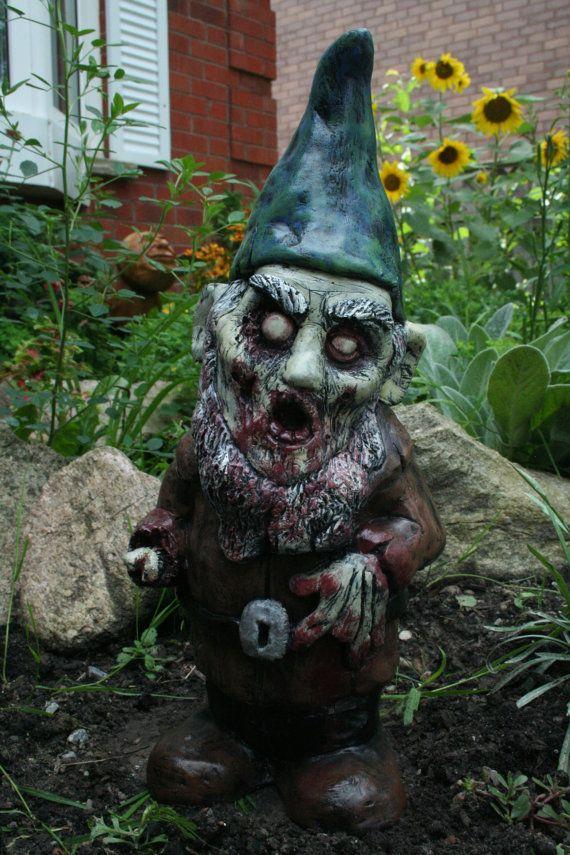 Necro Neckbeard Zombie Gnome Hey Buy Me This Stuff Pinterest