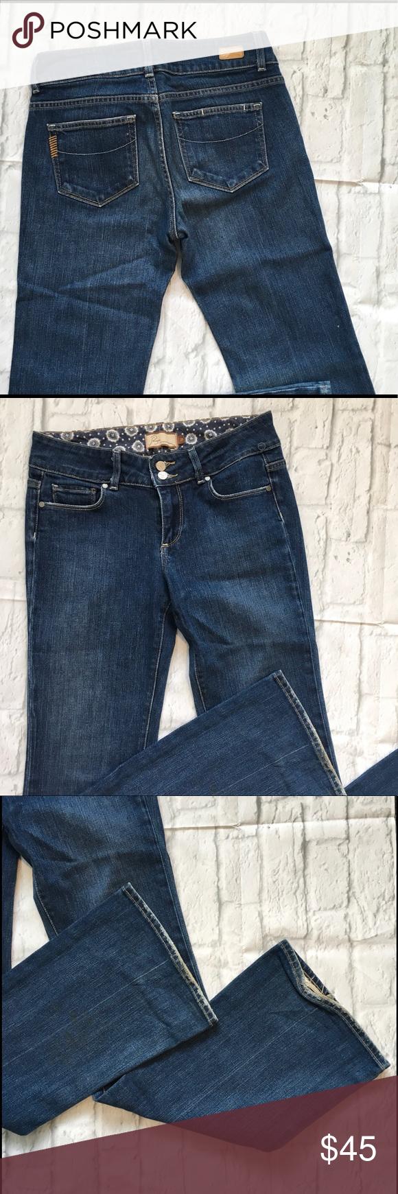 Paige Premium Denim Hidden Hills Jeans Inseam 32 S Paige Jeans Jeans Flare & Wide Leg