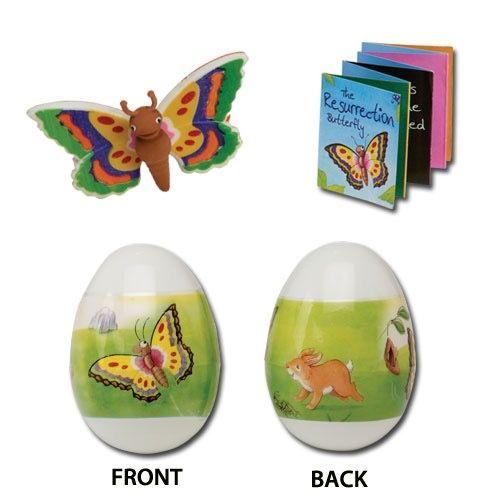 Resurrection butterfly easter eggs christian easter gifts resurrection butterfly easter eggs negle Gallery