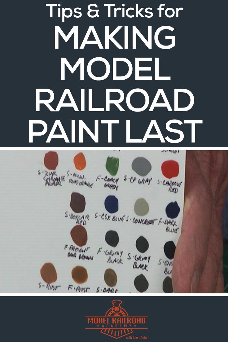 Photo of Acht großartige Möglichkeiten zur Maximierung der Modellbahnfarbe