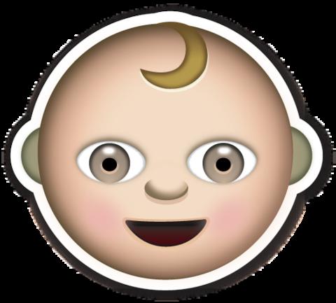 baby smileys emoji stickers