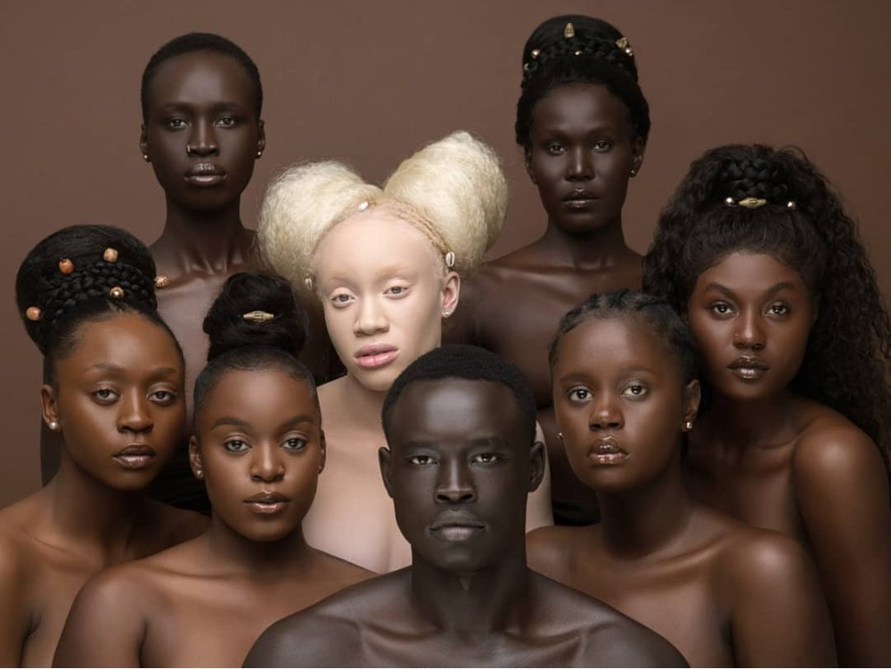 Zero Chillz on Twitter | Different shades of black, Black girl aesthetic,  Black is beautiful