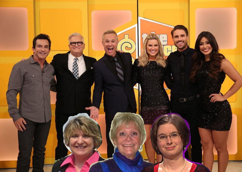 "Margie Eulner Ott, Randi Rae Arnold, and Sarah Flamini are in a Picture With Jeff Probst & The ""TPiR"" Casts"