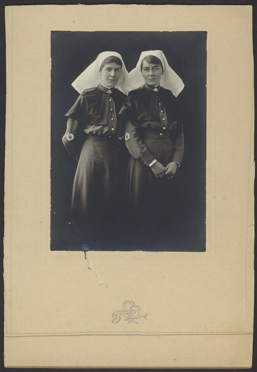Australian nurses WWI Red cross, Wwi, Nurse