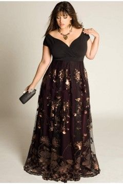 robe de soir e grande taille pas cher satin dentelle plis. Black Bedroom Furniture Sets. Home Design Ideas