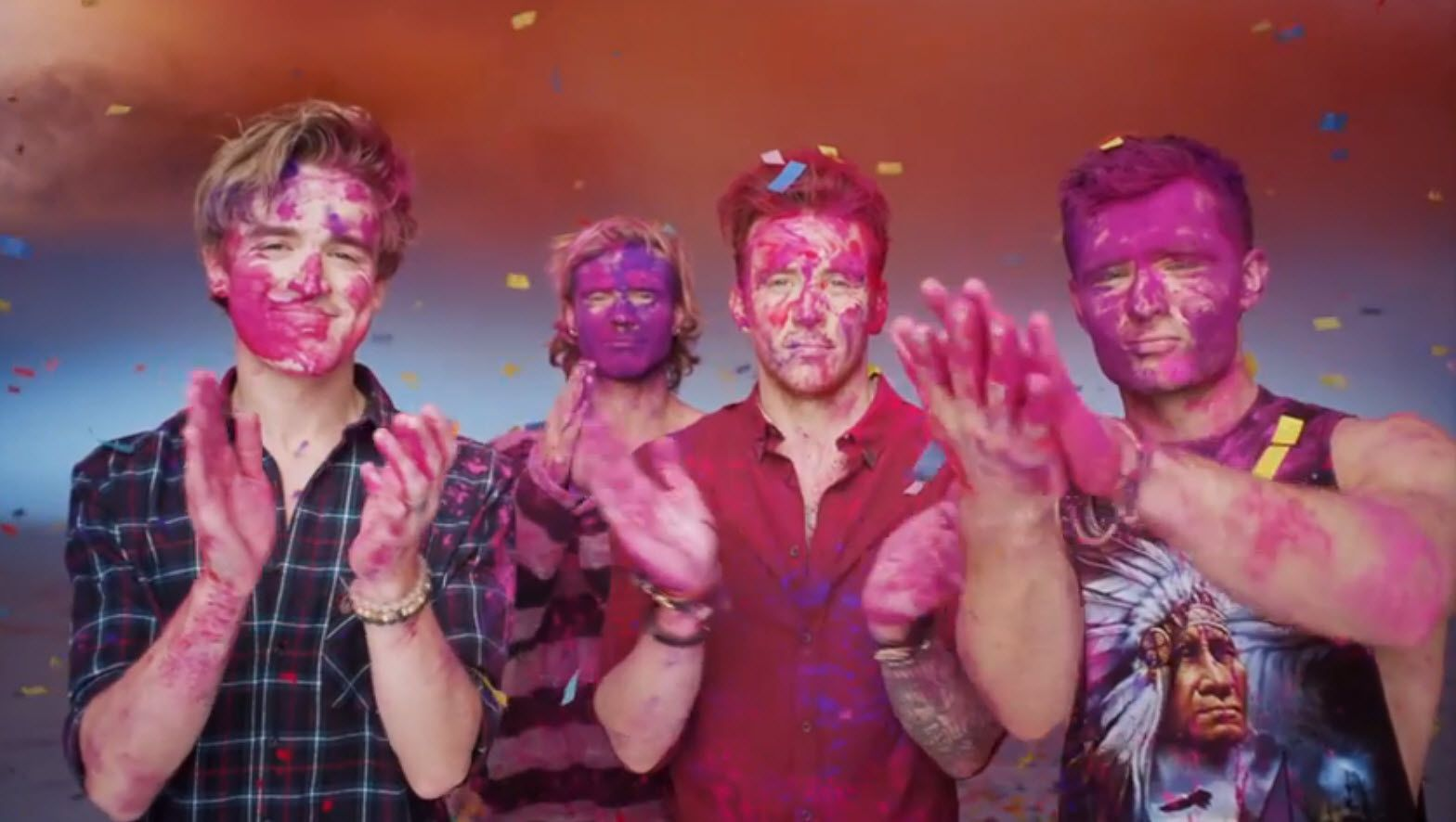 McFly in LIOTR video!