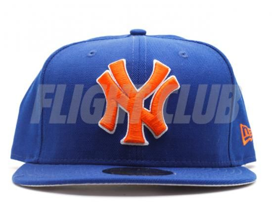 best website f8518 6fae8 New York Knicks Retro 59Fifty Fitted Baseball Cap by NEW ERA x NBA