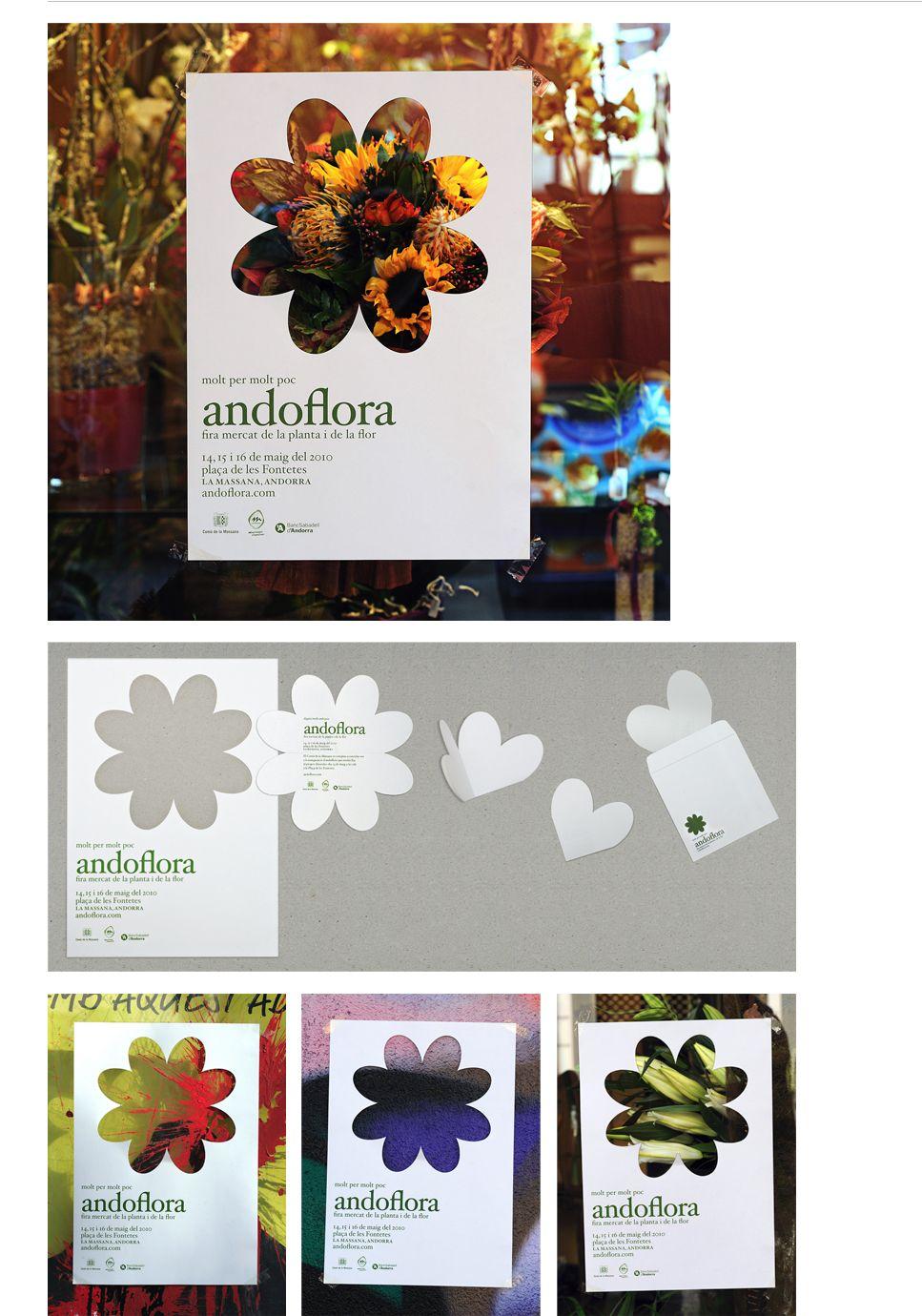Andoflora by Duró Estudio.