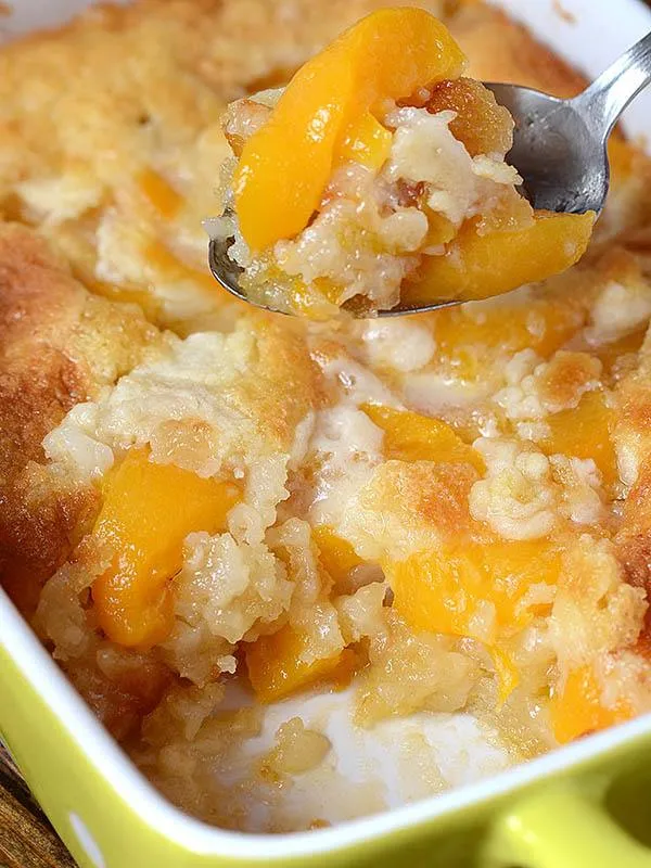 Peach Cobbler Cheesecake #peachcobblercheesecake