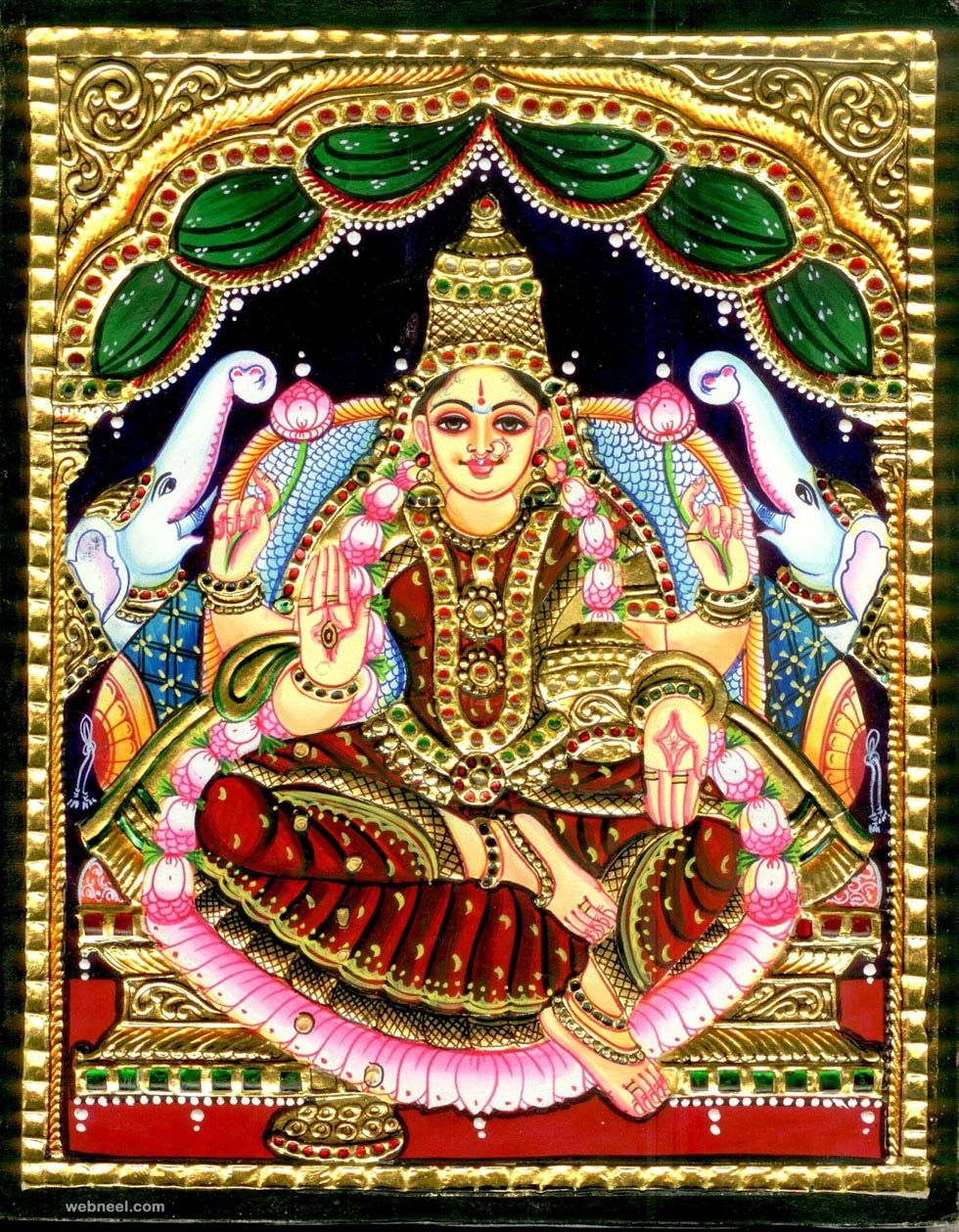 Image result for Tanjore Paintings