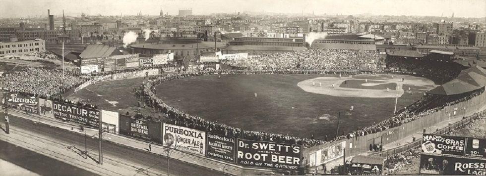 1907 World Champion Chicago Cubs Baseball world series