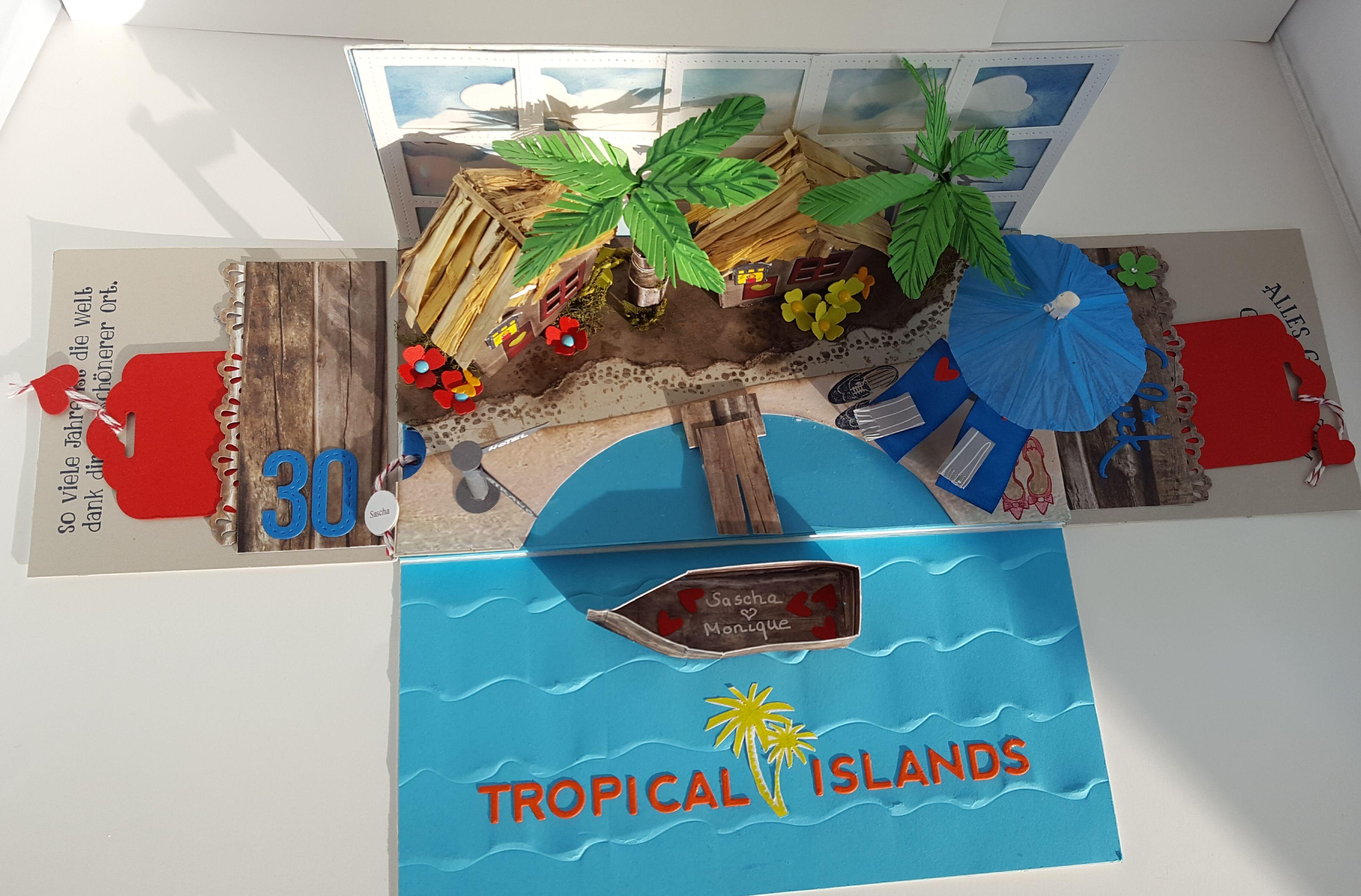 Gutscheine Tropical Island Ausdrucken