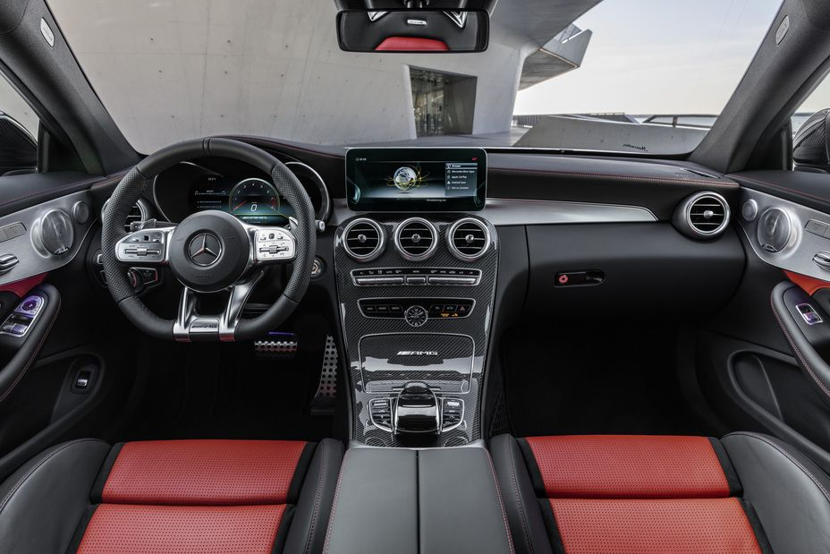 2019 Mercedes Amg C63 S Coupe Mercedes Benz C63 Amg Mercedes