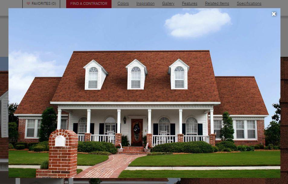Estate Grey Roof Shingles