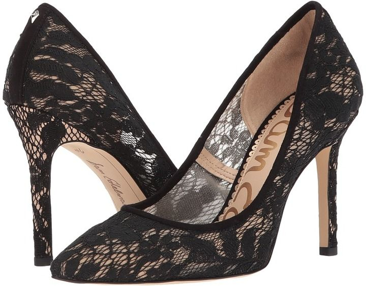 6975911ca4ff These lace heels are quite sexy if I do say so  heels  lace  affiliatelink