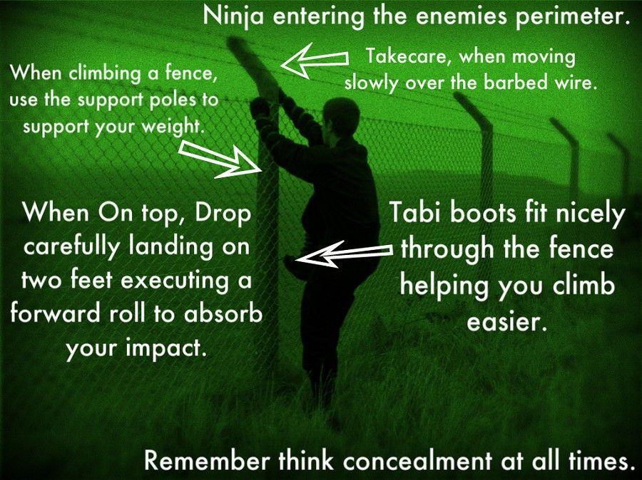 Ninjutsu spirituality