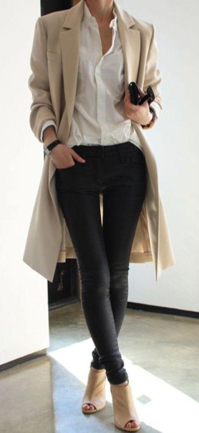 Tenue chic femme idée originale vêtement stylé belle allure f42882824b1