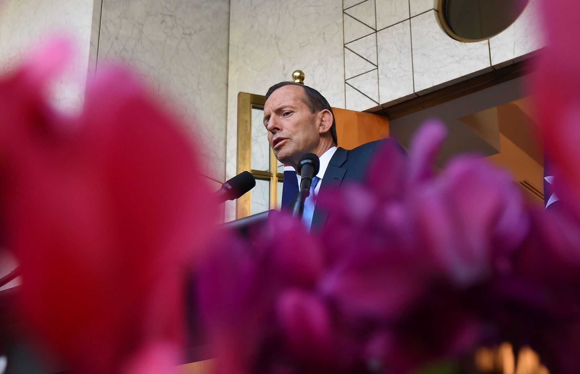 """The attitude of Prime Minister Tony Abbott to the global challenges of climate change is """"eccentric"""", """"baffling"""" and """"flat earther"""", according to a group of senior British Conservatives."""