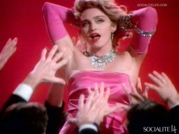 Living In A Material World And Im A Material Girl Madonna