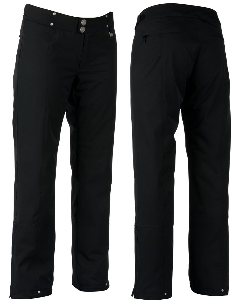 The NILS Meagan is a waterproof and breathable mid-rise, relaxed fit, insulated mechanical stretch pant with added 60gr high loft insulation for more warmth without the added bulk. Adjustable waist tabs, flattering design lines, and a relaxed fit to make the Meagan an easy to wear and versatile pant. WATERPROOF: 10,000mm BREATHABLE: 10,000g